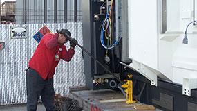 San Diego, CA Heavy Equipment Movers | Custom Rigging