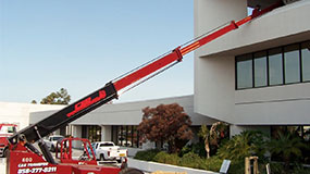 San Diego, CA Equipment Movers | Specialty Cranes and Millwrighting