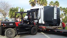 San Diego, CA Heavy Machinery Movers | Lab Equipment