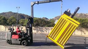 San Diego, CA Equipment Movers | Awkward Loads
