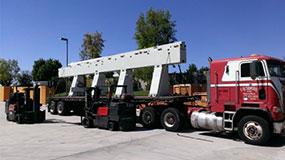 San Diego, CA Heavy Equipment Movers | Building Mechanical Eqipment
