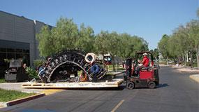 San Diego, CA Machinery Movers | Printing Press